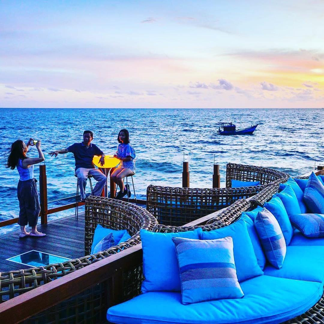 Top 30 Quán cà phê Phú Quốc gần biển view đẹp mê ly cho team sống ảo